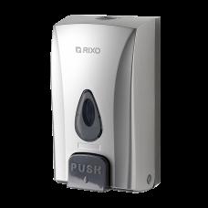 Дозатор жидкого мыла универсальный. Rixo Maggio S188S