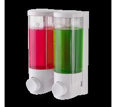 Дозатор жидкого мыла универсальный. Rixo Lungo SW006W