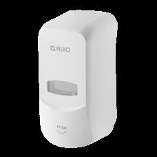 Дозатор жидкого антисептика и дезинфицирующих средств. Rixo Grande S368WS