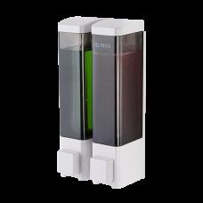 Дозатор жидкого мыла универсальный. Rixo Lungo SW011W