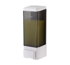 Дозатор жидкого мыла универсальный. Rixo Lungo S012W