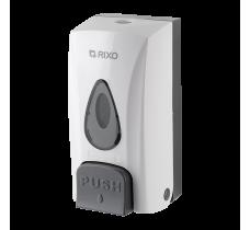 Дозатор жидкого мыла универсальный. Rixo Maggio S178W